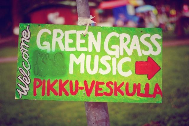 Green Grass music Pikku-Veskulla.