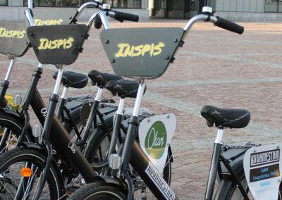 Inspis kaupunkipyörät