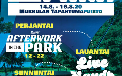 Inspis in the Park 2020